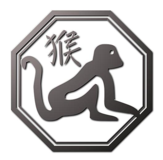 astro małpa