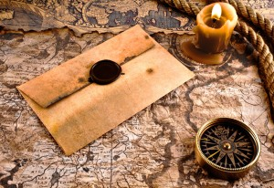 mapa_kompas_linka_list_swieca