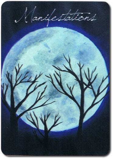 manifestation moon