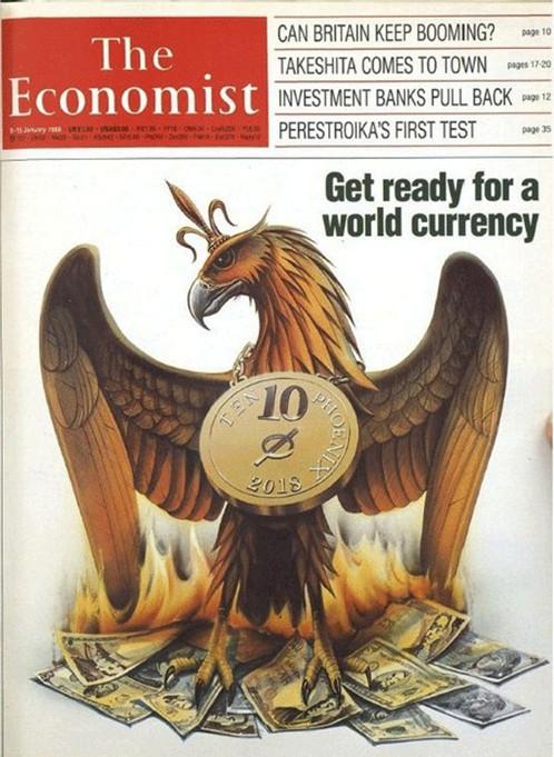 bitcoin okładka economist
