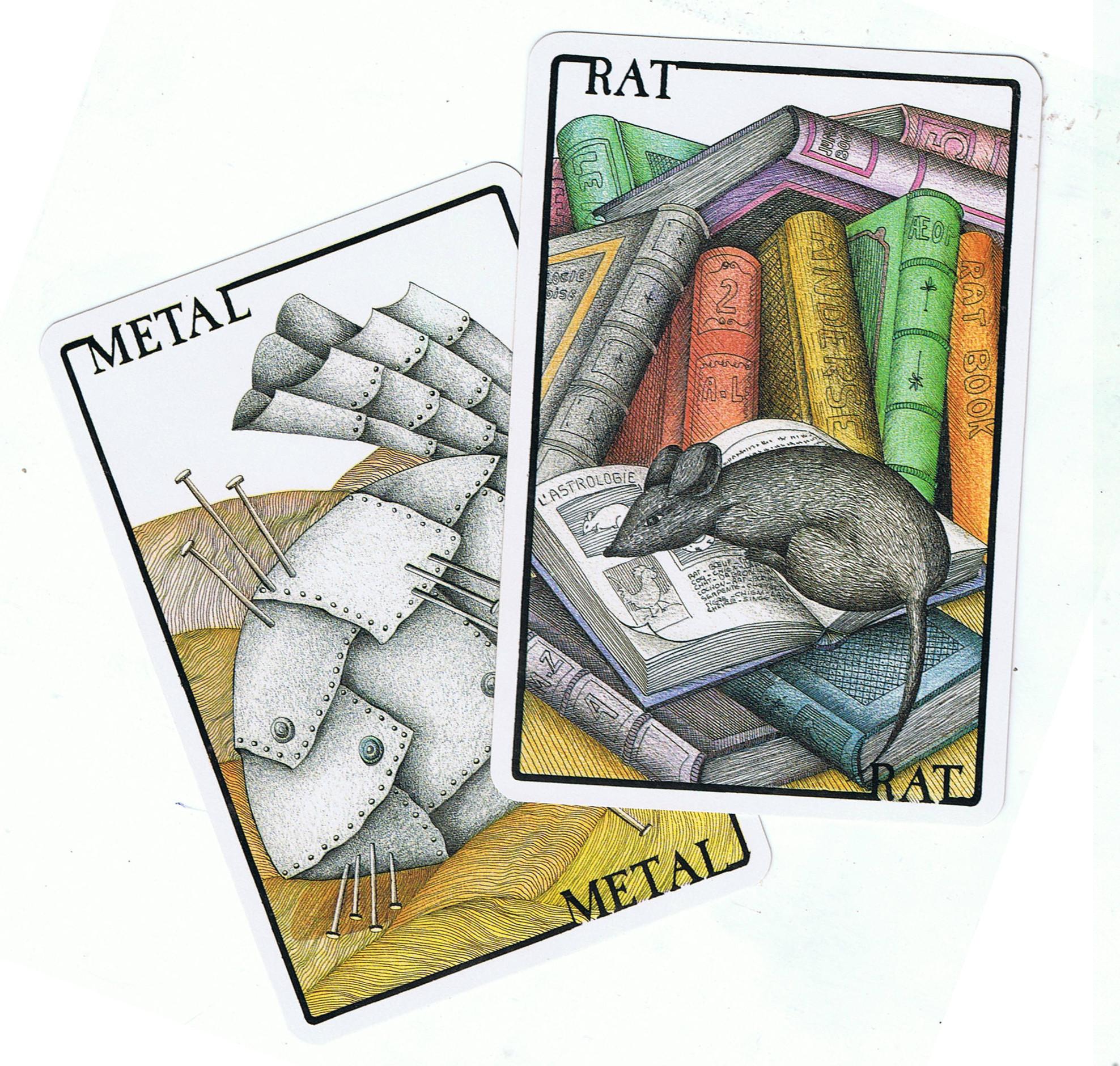 Metalowy Szczur