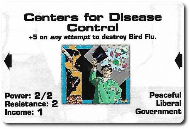 centers disease