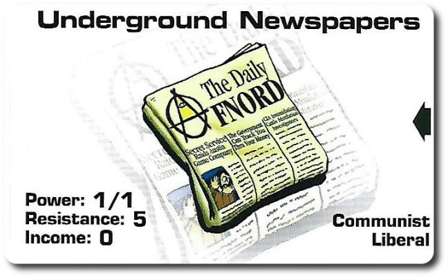 undergrund paper